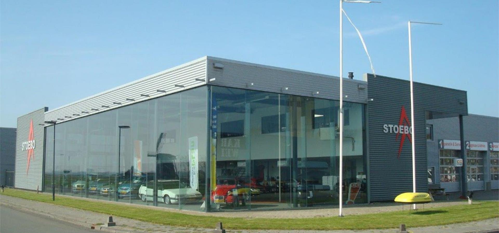 Carteam Autobedrijf Stoebo